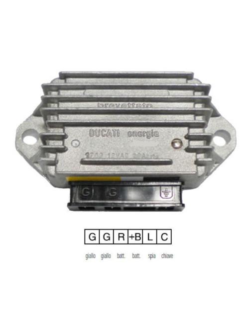 Schema Elettrico Regolatore Per Motori Brushless : Regolatore di tensione per
