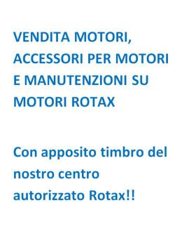 MOTORI - ACCESSORI MOTORI - MANUTENZIONI SU MOTORI ROTAX