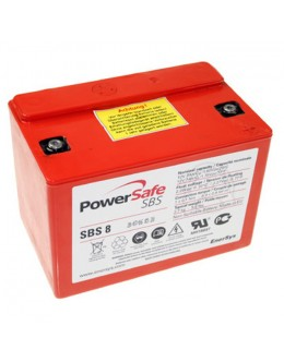 BATTERIA POWERSAFE SBS 8A  12V