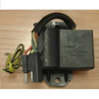 ELECTRONIC BOX FOR 2 TIMES ENGINE