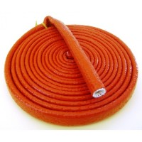 FIREPROOF PROTECTION FOR GAS PIPES