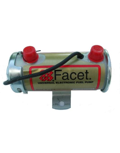 Pompa benzina elettrica facet con filtro for Pompa x laghetto con filtro